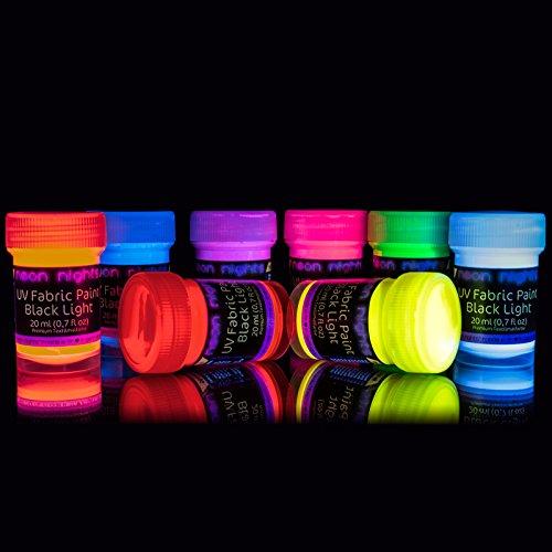 Neonfarbe für Kleidung