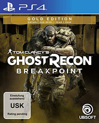 Tom Clancy's Ghost Recon Breakpoint - Gold Edition - [PlayStation 4]