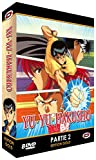 Yu Yu Hakusho - Partie 2 - Edition Gold (8 DVD + Livret)