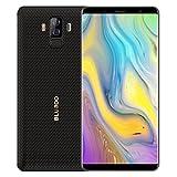 SmartPhone - BLUBOO S3 4G Cellulare MTK6750T Octa-core NFC 6.0 FHD + 18: 9 Schermo 21MP + 5MP Fotocamera posteriore 4 GB + 64 GB 8500 mAh Super Smartphone Smart Phone (A)