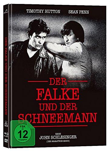 Der Falke und der Schneemann - Mediabook  (+ DVD) [Blu-ray]