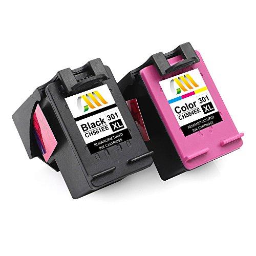 CMCMCM Rigenerate Compatibili Per HP 301XL Cartuccia Getto d'Inchiostro Per ENVY 4500 5530 5534...