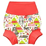 Splash About Couches de natation réutilisables Unisex-Baby, Multicolore (Into The Woods), XL / 1-2 ans