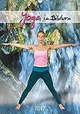 Yoga in Bildern (Wandkalender 2017 DIN A3 hoch): Yogastellungen isoliert auf Weiß mit Schatten (Monatskalender, 14 Seiten ) (CALVENDO Gesundheit)