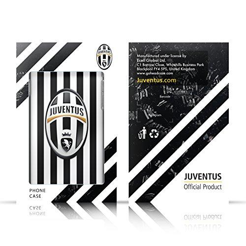 Head Case Designs Personalizzata Personale Juventus Football Club Strisce in Grassetto Cover a Portafoglio in Pelle per iPhone X/iPhone XS