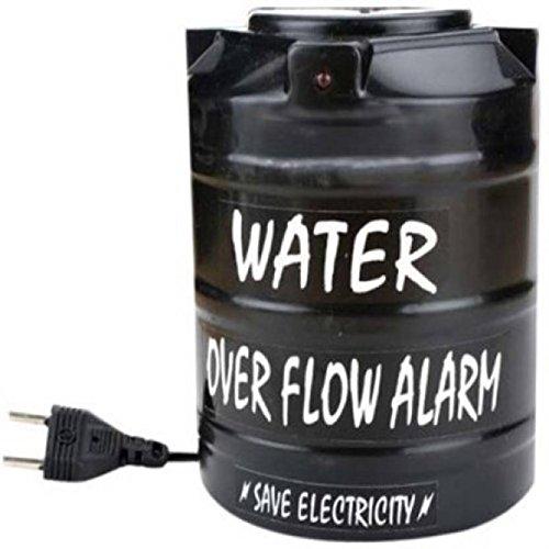 VRCT Gadget Deals Water Tank Overflow Plastic Alarm (Multicolour)