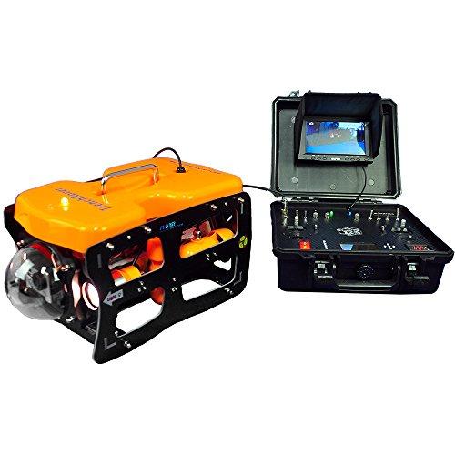 ThorRobotics Unterwasser Drohne Kamera Trenchrover110 ROV Unterwasserroboter Underwater Robot Type1.Wire & Ground Station Version