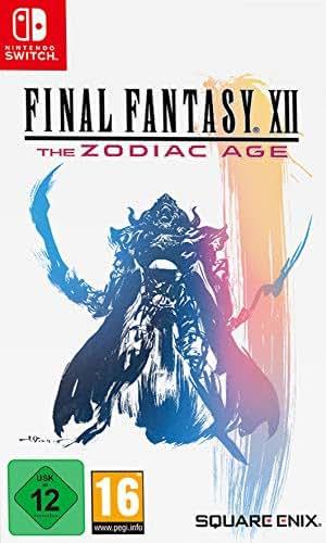 Final Fantasy XII The Zodiac Age [Nintendo Switch]