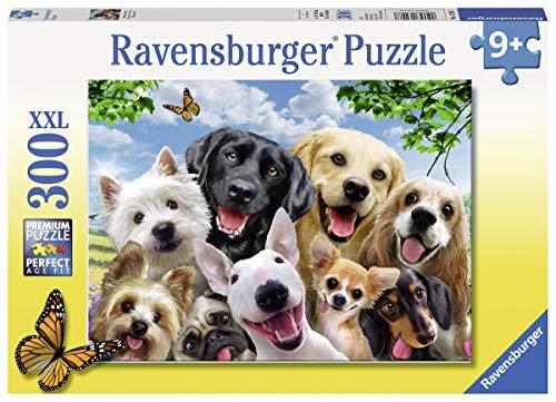 Ravensburger Italy Puzzle Selfie Canino, Multicolore, 300 Pezzi 13228 7
