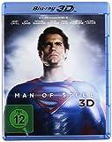 Man of Steel [3D Blu-ray]