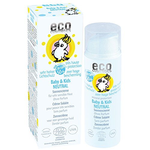 eco cosmetics Baby Sonnencreme LSF50+ neutral 50ml