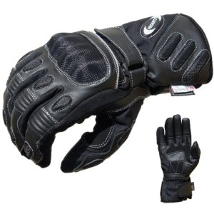 PROANTI Motorradhandschuhe Regen Touring Motorrad Handschuhe Größen M-XXL 4