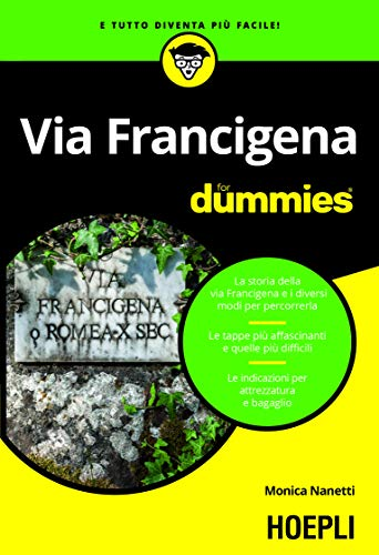 Via Francigena For Dummies