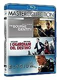 Matt Damon Collec. (Box 3 Br The Bourne Identity,Elysium,I Guardiani Del Destino