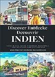 Discover Entdecke Decouvrir Indien: Yoga in Goa, Indien, Eisenbahn, Wasserfall – Der indischen Lehre auf der Spur