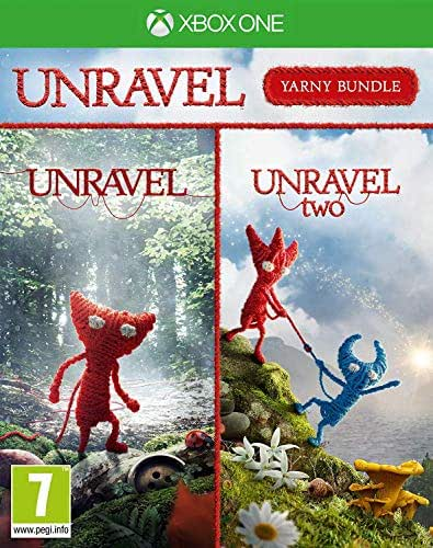 Unravel: Yarny Bundle (Xbox One) [