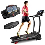 Sportstech La Cinta andadora F15 con aplicación de Control Smartphone, Bluetooth, 3 HP, 12 KM/H,...