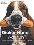 Dicker Hund - was tun?: Ernährungs- und Fitnessprogramm für Hunde