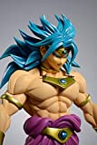 DRAGON BALL Z DBZ BANPRESTO FIGURE MUSEUM BROLY SCULTURES BIG