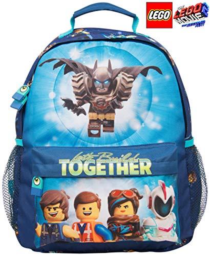più economico b91d6 7f477 Zaino Lego per Bambino Zainetto Elementari Lego Movie Batman
