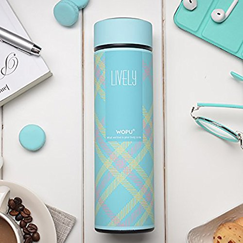 """Today's Deal"""" Hot & Cold Coffee vacuum 500ml thermos thermo travel tea & Coffee with filter Lively(Color as per availability)"""