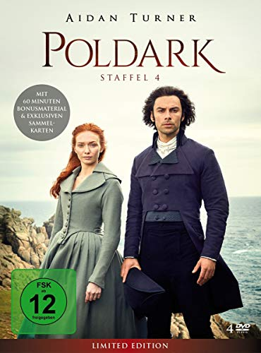 Poldark - Staffel 4 [3 DVDs]
