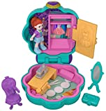 Polly Pocket Mini-Coffret Coloré - Le Dressing de Lila - Micro-Poupée, FRY31