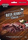 Conower Jerky Beef Jerky, 60g Beutel , Peppered (5er Pack)