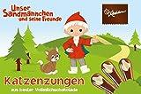 Rotstern - Unser Sandmännchen und seine Freunde Katzenzungen 100g