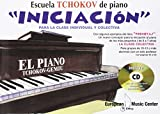 El piano, iniciación