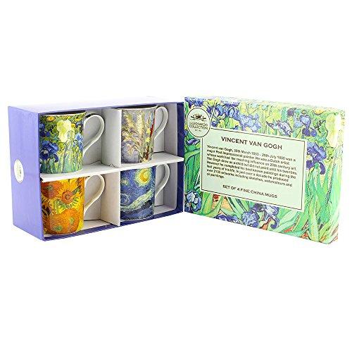 Leonardo Collection Van Gogh - Tazze da tè, 4 pezzi