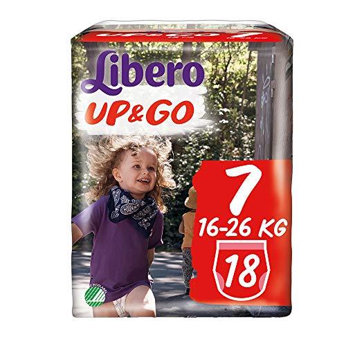 Libero Up&GO 7 - Pannolini, 16-26 kg
