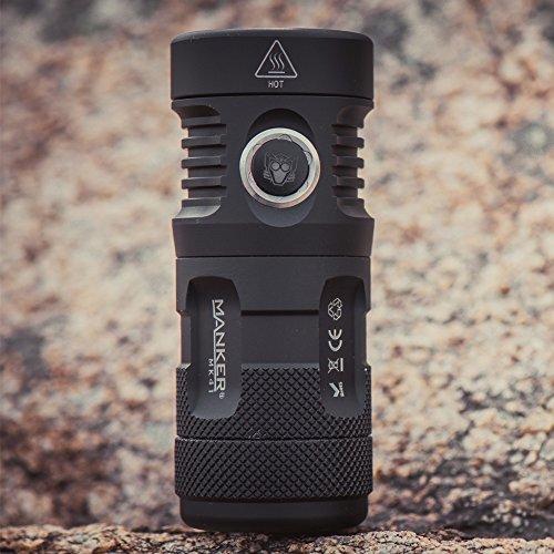 BELVON 1Pc LED Manker MK34 Powerful Searchlight