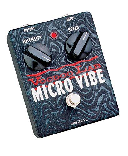 Voodoo Lab Micro Vibe Guitar Vintage Rotary Speaker Guitar Pedal