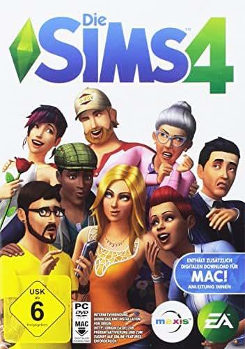 Die Sims 4 - Standard Edition - [PC] - (Cover-Bild kann abweichen)