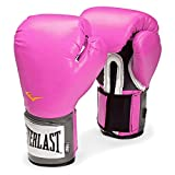Everlast PU - Guantes de boxeo para mujer rosa rosa Talla:10 Unzen