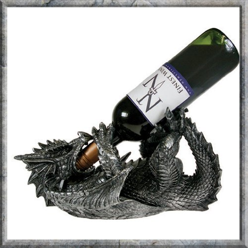 Silver-Dragon-Bottle-Holder