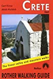 Crete East: The Finest Valley and Mountain Walks - ROTH.E4822 (Rother Walking Guides - Europe) Paperback ¨C March 1, 2003