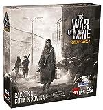 This War of Mine : RACCONTI della Città in ROVINA Espansione Gioco da Tavolo in Italiano