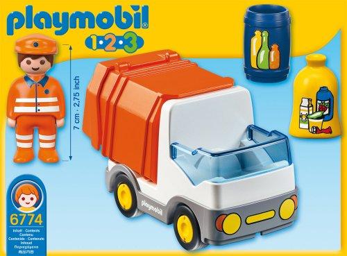 PLAYMOBIL 6774 – Müllauto - 3