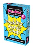 Green Board Games Making Words Snap - Juego para aprender a leer y escribir (en inglés)