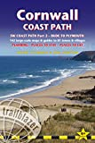 Cornwall Coast Path: South-West Coast Path Part 2 includes 142 Large-Scale Walking Maps & Guides to 81 Towns and Villages - Planning, Places to Stay, Places to Eat - Bude to Plymouth [Lingua Inglese]