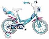 "Disney 17223 - 16"" Bicicletta Frozen"