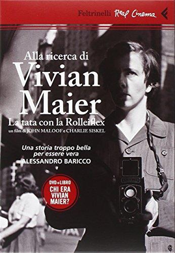 Alla ricerca di Vivian Maier. La tata con la Rolleiflex. DVD. Con libro