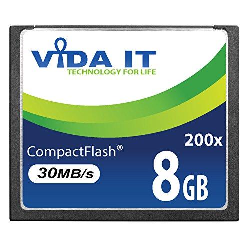 New 8GB ad alta velocità 200x scheda di memoria CF Compact Flash per Canon EOS 10D EOS 20D EOS...
