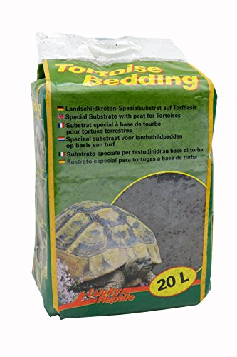 Lucky Reptile Tortoise Bedding, 20Litre