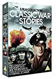 Classic War Stories 5 Movies Collection - The Longest Day + The Desert Rats + Sink the Bismark! + Twelve O'clock High + A farewell to Arms (5-Disc Box Set) (BBFC Rating: PG) (Slipcase Packaging + Fully Packaged Import) (Region 2)