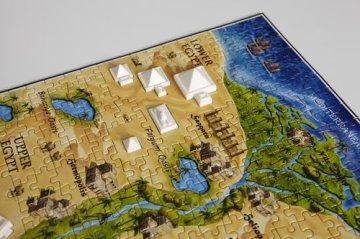 Eleven Force - Puzzle 4D civilizaciones Antiguas, diseño Egipto (10008) 5