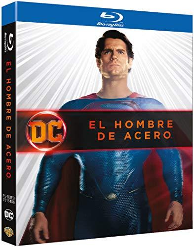 El Hombre De Acero Ed. 2018 Blu-Ray [Blu-ray]
