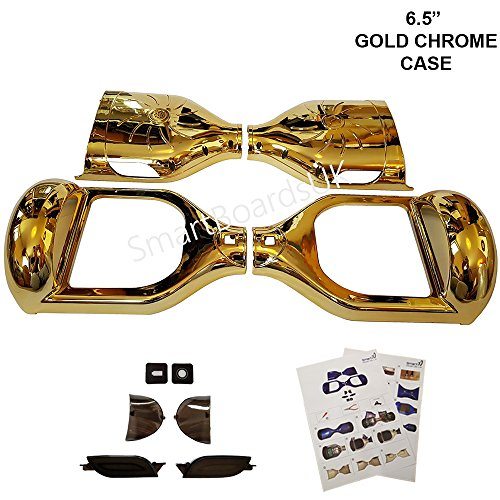 6.5 'Hoverboard Plastic Chrome e Design Shell's - Swegway Shell 6.5 pollici Frame 2 Wheel Smart...